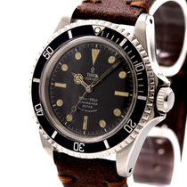 Tudor Vintage Submariner Oyster Prince Ref-7928 Stainless...