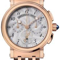 Breguet Marine Chronograph Ladies 8827br/52/rm0