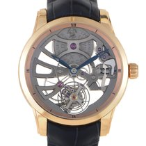 Ulysse Nardin Skeleton Tourbillon Manufacture 1702-129