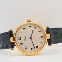 Cartier Must de Cartier Vermeil Gold Plated Quartz