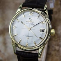 Omega Constellation Piepan Swiss Made Men's 35mm Automatic...