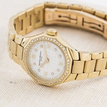 Baume & Mercier Vintage  18k Gold Riveria Watch