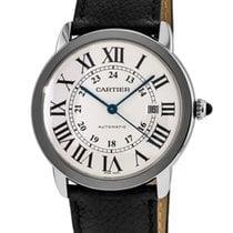Cartier Ronde Solo Men's Watch WSRN0022