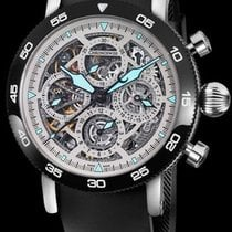 Chronoswiss TIMEMASTER CHRONOGRAPH SKELETON - 100 % NEW - FREE...