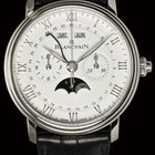 Blancpain [NEW] Villeret Silver Dial Chronograph 6685-1127-55B