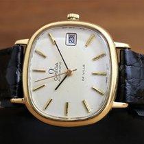 Omega automatic De Ville Gold 18kt Vintage