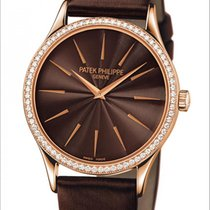 Patek Philippe [NEW+SPECIAL] Calatrava Ladies 4897R-001...