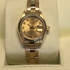 Rolex Datejust Gold&Diamons