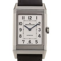 Jaeger-LeCoultre Reverso 46 Automatic Silver Dial