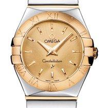 Omega Constellation Polished 24mm 123.20.24.60.08.002