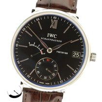 IWC Portofino 8 Days Power Reserve 45mm Steel Manual Wind...