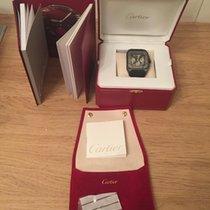 Cartier Santos  XL 100 titanium chronograph
