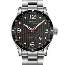Mido Multifort Herrenuhr, Automatik, M025.407.11.061.00