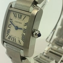 Cartier Tank Francaise Ref 2384 Box / Papers