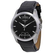 Tissot Mens Couturier Black Dial Watch T035.407.16.051.00