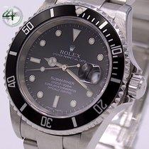 Rolex Submariner Ref.: 16610 von 2004 F-Serie mit Echheitsbesc...