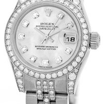 "Rolex Diamond ""Super Diamond Datejust""."