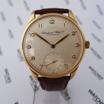 IWC Portuguese Jubilee 1993 125th Anniversary Pink Gold...