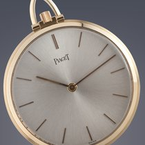 Piaget 18ct gold Ultra-thin Open faced pocketwatch
