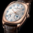 Vacheron Constantin [NEW]Harmony Dual Time Silvered Opaline...