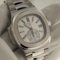 Patek Philippe Nautilus Chronograph White Dial 5980/1A-019