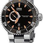 Oris Aquis Small Second 743.7673.4159.MB
