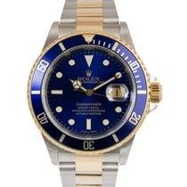 Ρολεξ (Rolex) Submariner Steel & Gold Blue Dial (Gold in...
