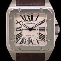 Cartier Santos 100 Grand Modèle Réf.w20073x8
