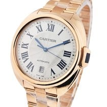 Cartier WGCL0002 Cle de Cartier in Rose Gold - on Rose Gold...