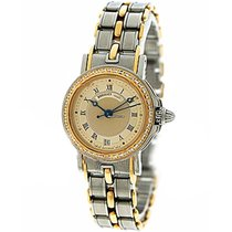 Breguet 8400SA/12/X40 Marine 2 Tone in Steel and Yellow Gold...