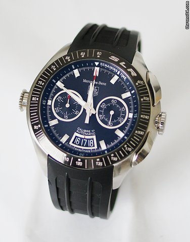 tag heuer mercedes benz slr limited edition 3500 sold on chrono24. Black Bedroom Furniture Sets. Home Design Ideas