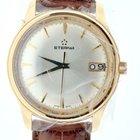 Eterna 211.125 - 7630 69 10 18k Rose Gold Date Luxury Watch...