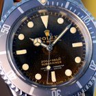 Rolex Submariner 5512 (1965) TROPICAL  Glossy Gilt 4-lines Dial