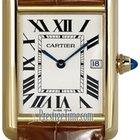Cartier Tank Louis Cartier Mens Watch
