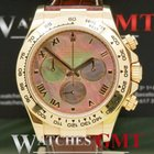 Rolex Daytona Gold Tahitian Mother of Pearl Dial