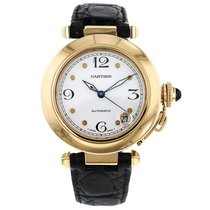 Cartier Pasha 35mm Yellow Gold Automatic Women's Watch...