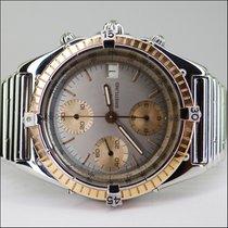 Breitling Chronomat Serie Speciale Gold Bezel