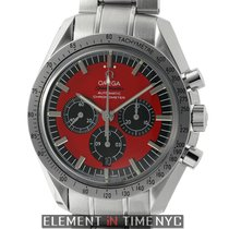 Omega Speedmaster Schumacher The Legend Steel 42mm Red Dial