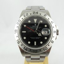 ロレックス (Rolex) Explorer II,2. RRR cal 3186 nero ,black dial