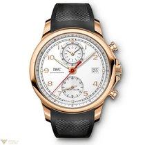 IWC Portugieser Yacht Club 18k Rose Gold Men's Watch