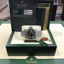 Rolex 16610LV Submariner Anniversary Engraved  Full Set...