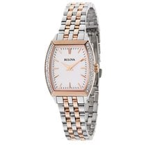 Bulova Women's Diamonds Watch