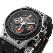 Linde Werdelin Spidospeed Black and Orange