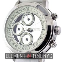 Quinting Mysterious Quinting Chronograph White Dial