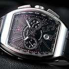 Franck Muller New Vanguard Chronograph Steel | EUR Bonus Discount