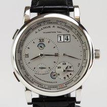 A. Lange & Söhne Lange 1 One Time Zone World Time Platinum