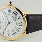 Cartier Ronde Solo XL 18kt Rose Gold Automatic 42 mm
