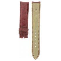 Girard Perregaux -red Alligator Leather Strap