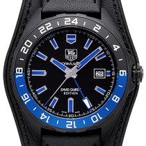 TAG Heuer Formula 1 Calibre 7 GMT David Guetta Special Edition