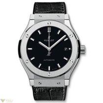 Hublot Classic Fusion Automatic Titanium Men's Watch